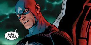 Hail Hydra--Captain America--The Secret Empire