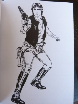 Image from Star Wars Coloring Book