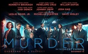 Murder on the Orient Express Poster Image