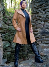 McCall's Leather Duster