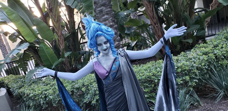Femme Hades by Ambrose Cosplay