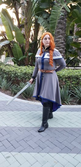Femme Hans by ThermoCosplay