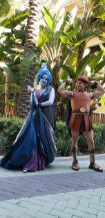 Hades and Hercules