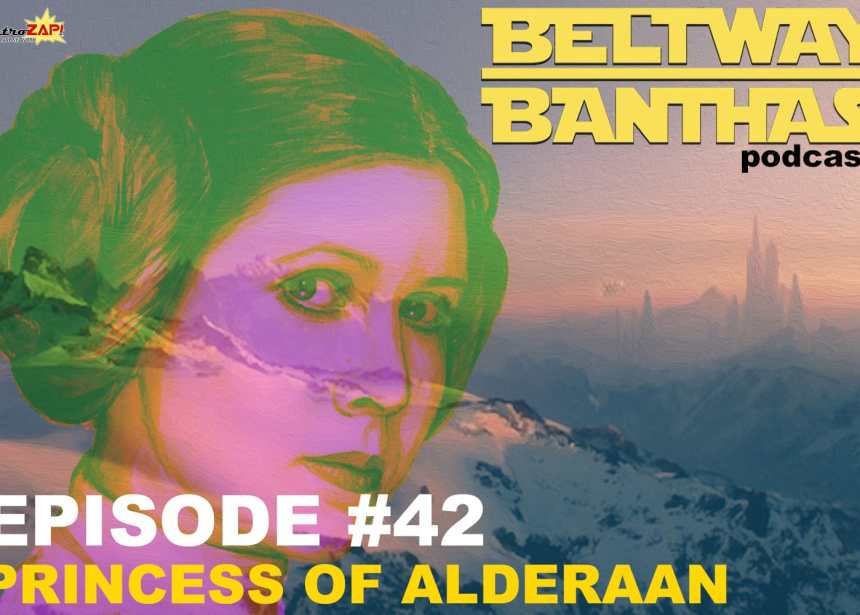 Tricia Barr Joins Beltway Banthas To Talk Leia