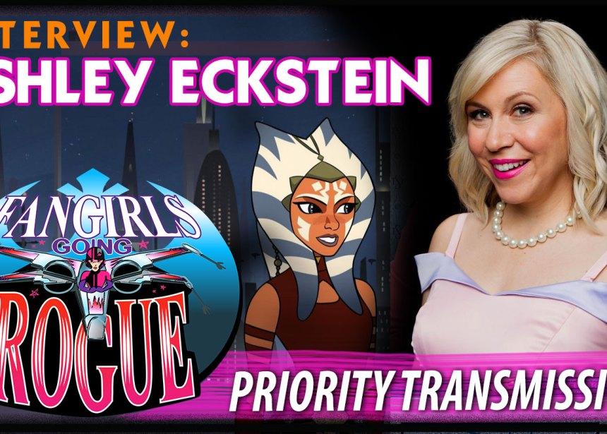 Priority Transmission #11: Ashley Eckstein