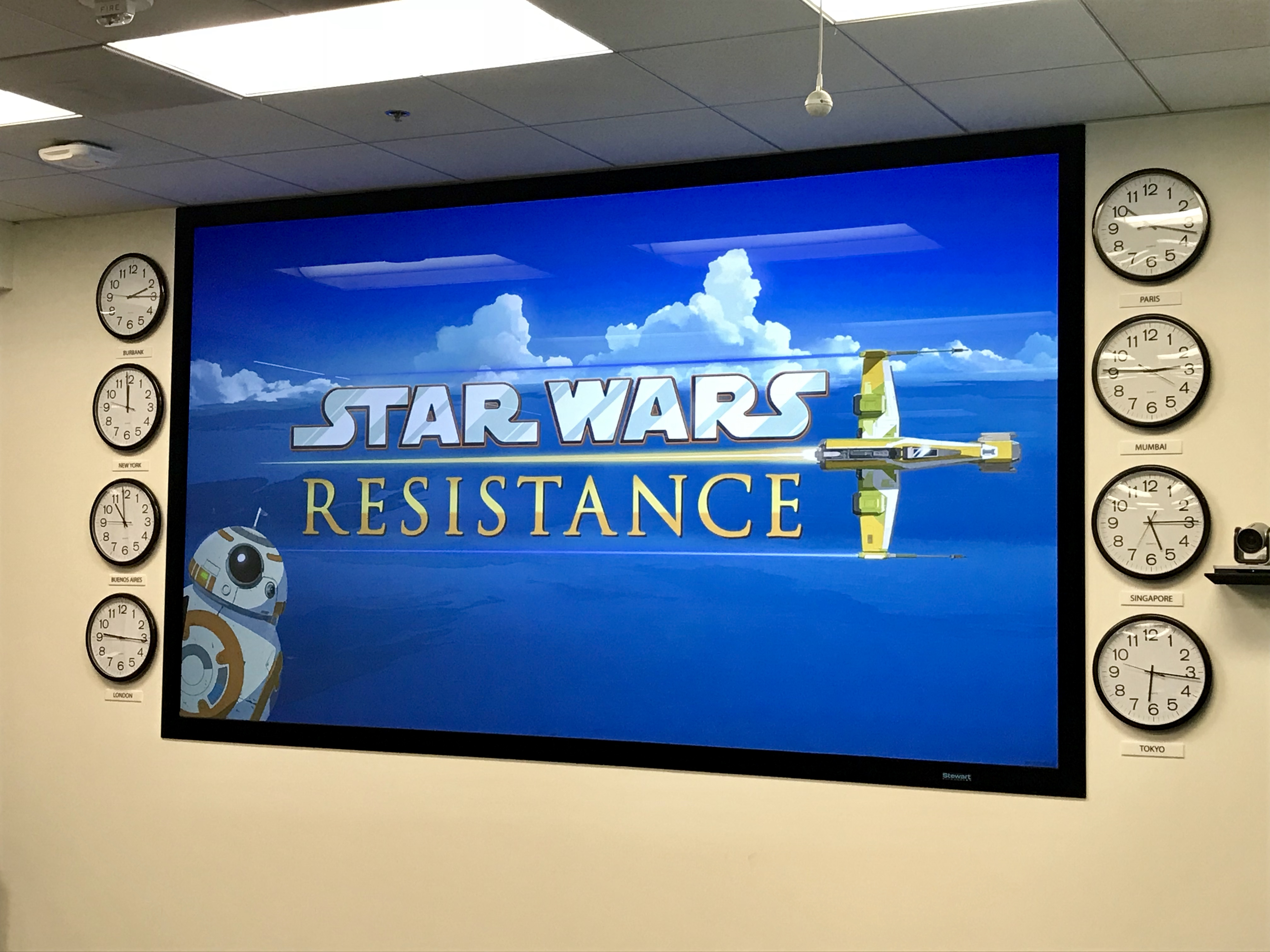 The Voices Behind Star Wars Resistance – Fangirls Going Rogue