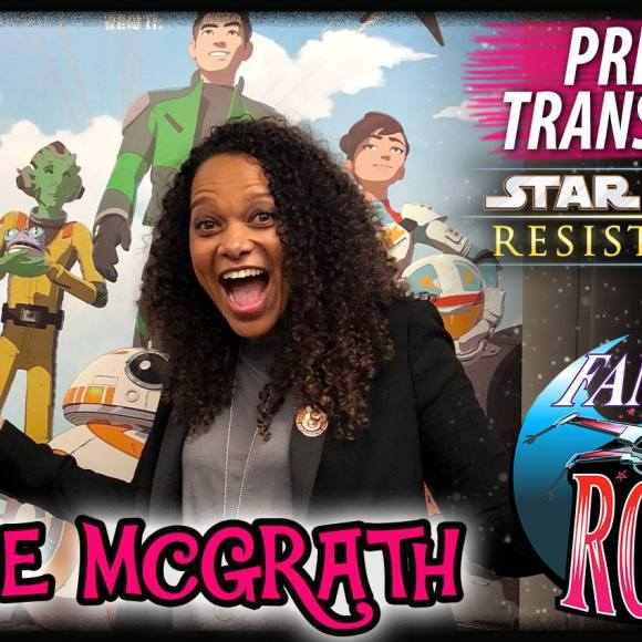 Priority Transmission #12: Suzie McGrath from Star Wars Resistance