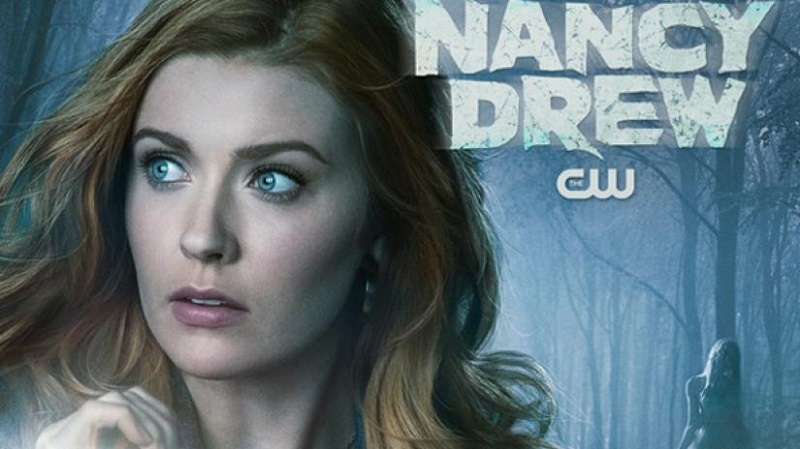 "SDCC 2019: Previewing ""Nancy Drew"" on The CW"