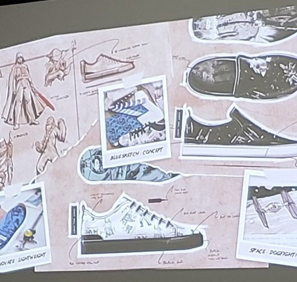 SDCC 2019: Behind the Design: Star Wars Fashion Collaborations