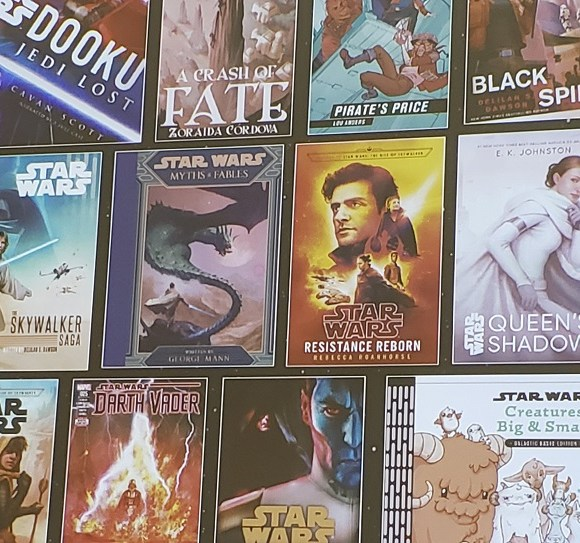 SDCC 2019: Lucasfilm Publishing: Stories from a Galaxy Far, Far Away