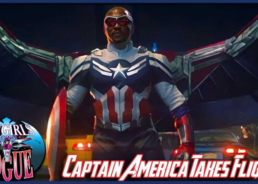 Episode 21.3: Captain America Takes Flight