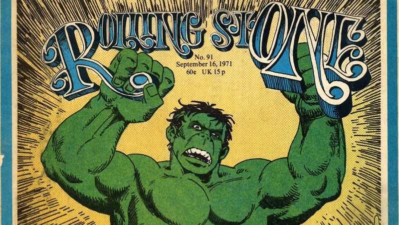 SDCC 2021: Stan Lee, Marvel, and Rolling Stone: 50th Anniversary