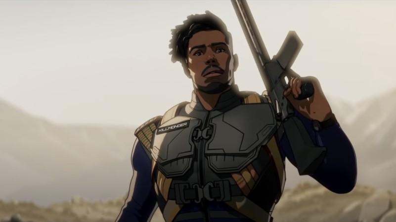 Marvel What If Killmonger