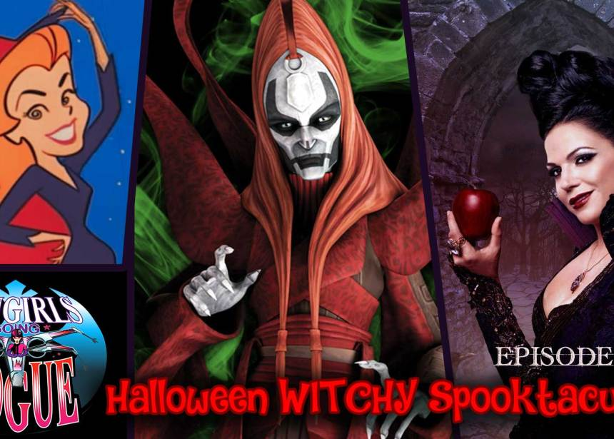 Episode 21.9: Halloween Witchy Spooktacular