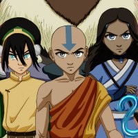 Avatar: The Last Airbender Girls