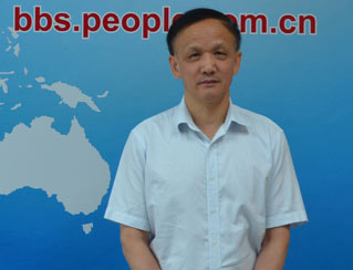 工商新政系列訪談--強國社區--人民網