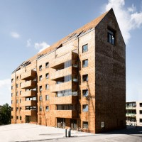 Wingrdhs Completes Prefabricated Apartment Block ...