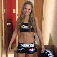 Ronda Rousey: HOT!