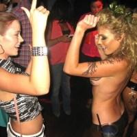 Natasha Wicks goes topless for It Aint Chemo