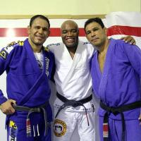 "Anderson Silva:"" I love Rodrigo. I love  Rogerio. This is my family."""