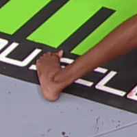 GIF: Jon Jones Toe as it Breaks!