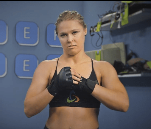 "Ronda Rousey: ""It is beyond their rights [to test for marijuana],"""