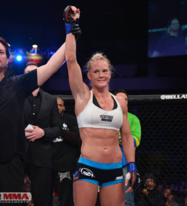 Holly Holm vs Raquel Pennington booked slated for UFC®184