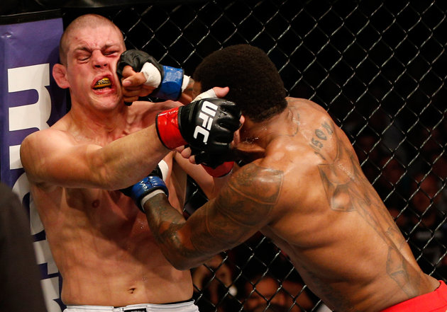 Michael Johnson beats Joe Lauzon
