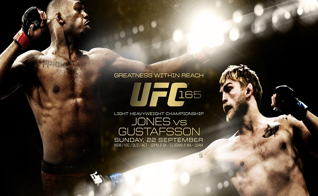 UFC 165: Results, OTN Bonus', and Gifs