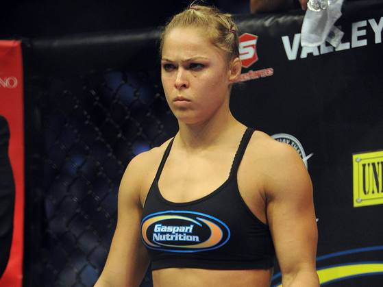 Find out which stardown rattle Ronda Rousey the most!
