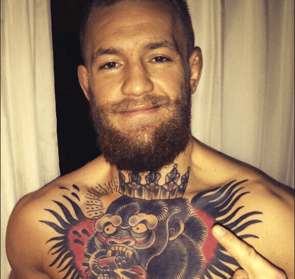 "Conor McGregor: ""I feel I will break him,"""