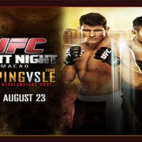 UFC® Fight Night 48: Bisping vs. Le