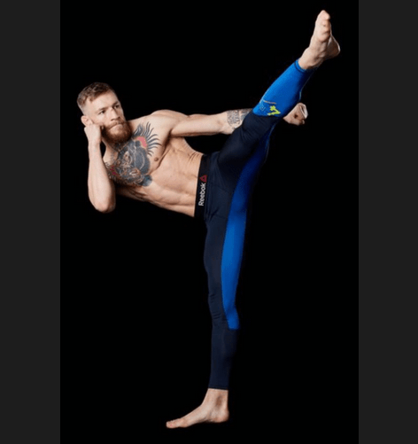 Conor McGregor inks deal with Reebok®