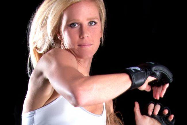 Holly Holm vs Raquel Pennington fight highlights