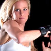 "Holly Holm: ""everybody is beatable."""