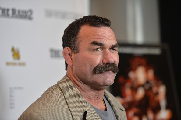 "Don Frye: ""I'll step in the cage to challenge Kimbo."""