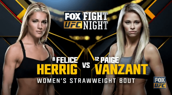 Highlights: Paige VanZant vs. Felice Herrig