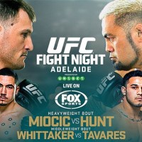 UFC® Fight Night 65: Hunt vs. Miocic