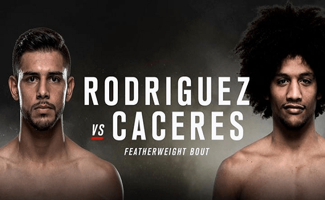 UFC® Fight Night 92: Results and Bonuses