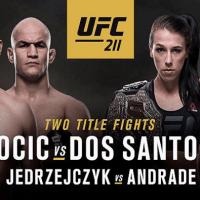 UFC® 211: Miocic vs. Dos Santos 2