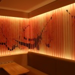 "The production of Museum Café ""Momo no Ki"" <Nozomi Kokatsu, Director & Calligrapher, FAN Museum>"