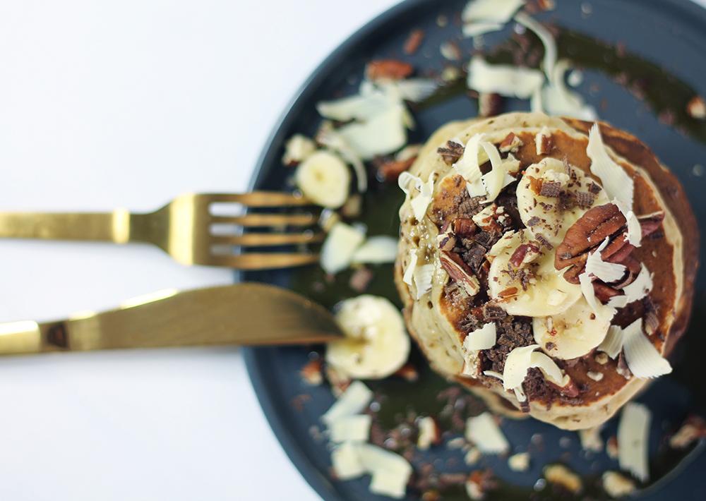 Recette pancakes par fannyalbx.com