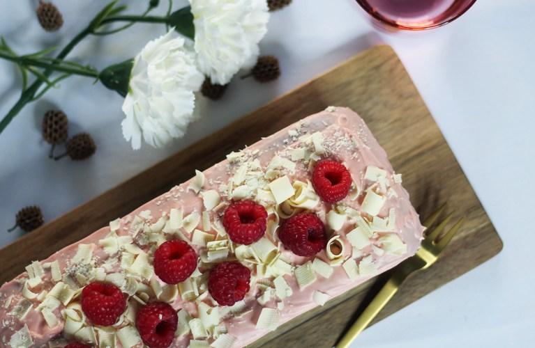Octobre rose cake sur fannyalbx.com - food blog