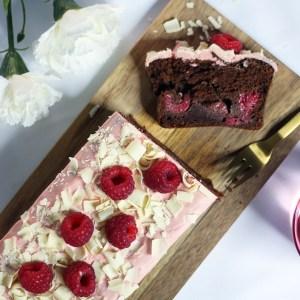 Octobre rose : le gâteau gourmand par fannyalbx.com