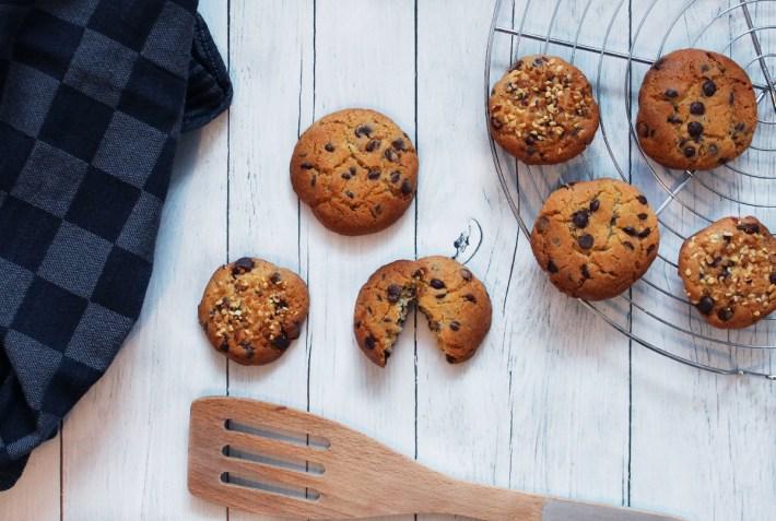 Recette des traditionnels cookies au chocolat - fannyalbx.com