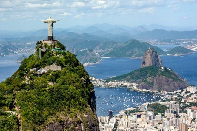 tourisme au brésil