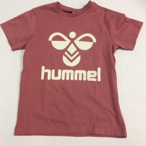 hummel t-shirt heather rose
