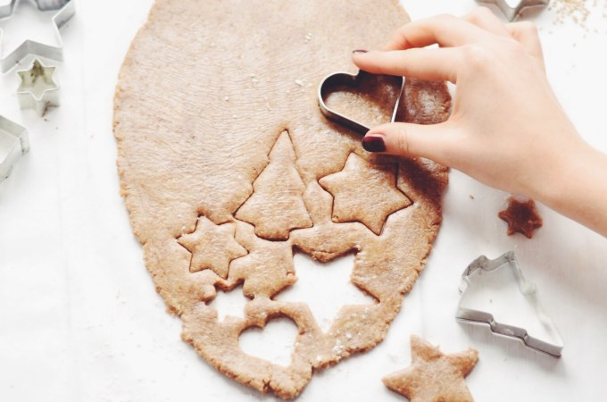 St.Nicholas knows everything – Tahini nut cookies