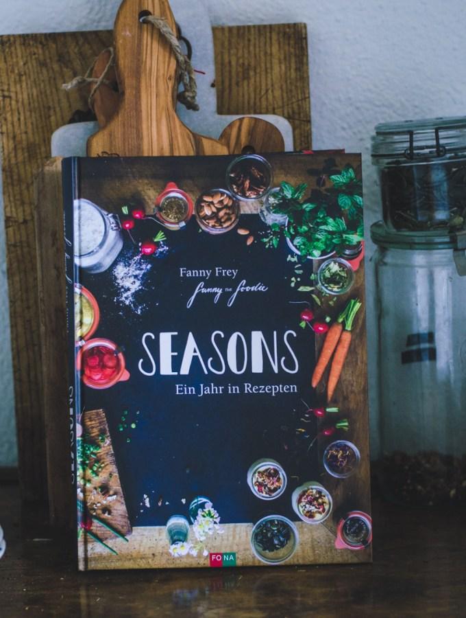 Seasons by Fanny Frey - my book