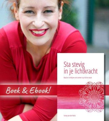boek en ebook Sta stevig in je Lichtkracht